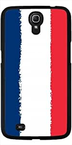 Funda para Samsung Galaxy Mega 6.3 GT-I9205 - Francia Bandera De 8 Bits by Cadellin