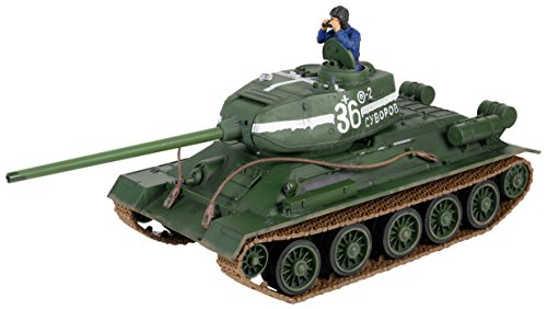 Forces Of Valor 1/24 RC Radio Control Soviet T-34/85 Tank # ()
