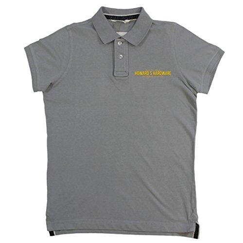 Arcane Store - Polo - para hombre Vintage Grey