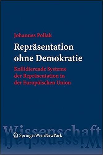 Book Repräsentation ohne Demokratie