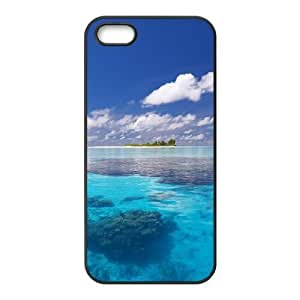 EZCASE Sea Ocean Phone Case For iPhone 5,5S [Pattern-1]