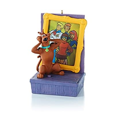 1 X Jeepers! It's the Creeper! - Scooby-Doo 2013 Hallmark Ornament