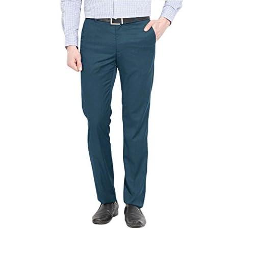41YVJlV1bPL. SS500  - AD & AV Mens Formal Trouser 220_BALENO_Black_CC