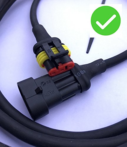Transformer Low Voltage Cable Wire for Gardena Robotic Lawnmowers R38Li, R40Li, R45Li, R50Li, R70Li, R75Li, R80Li – [only suitable for 2016, 2017 & 2018 models] – (3 metre [10 feet])
