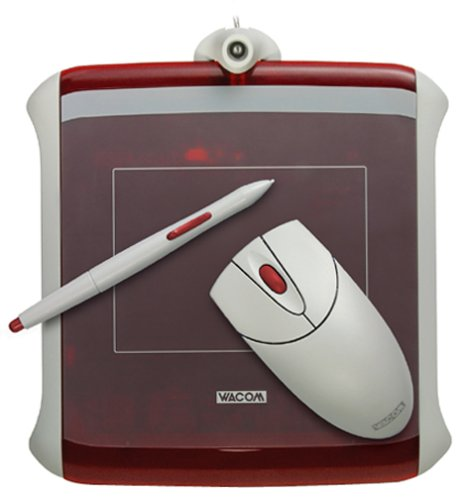 Wacom Graphire2 Graphics Tablet Ruby