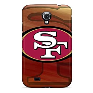 Perfect San Francisco 49ers Cases Covers Skin For Galaxy S4 Phone Cases