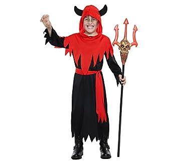 Car&Gus Disfraz de Demonio para niño: Amazon.es: Juguetes y juegos