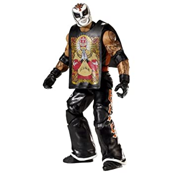 Image of Bobbleheads & Busts WWE Elite Collection Series #24 Rey Mysterio Action Figure