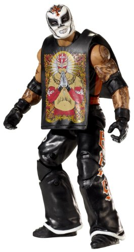 (WWE Elite Collection Series #24 Rey Mysterio Action Figure)