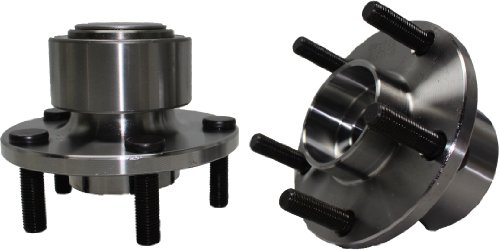 volvo v50 bearing front wheel - 4