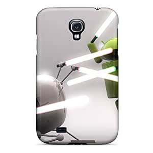 High Quality ArtCover Star Wars Skin Case Cover Specially Designed For Galaxy - S4