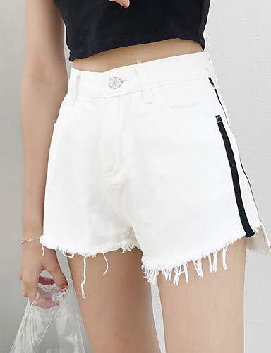 Da Righe Chic Black A Yfltz Jeans Pantaloni Donna qxzOFPpF