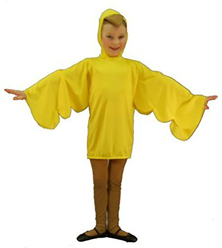 Easter-World Book Day-Farmyard UGLY DUCKLING YELLOW Costu...