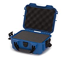 Nanuk 904 Waterproof Hard Case with Foam Insert - Blue