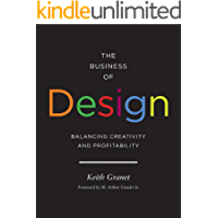The Business of Design: Balancing Creativity and Profitability book cover