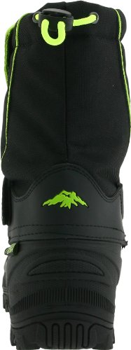 Little Lime Green Boot Toddler Kid Kid Quebec Tundra Black Big w14xqtTw