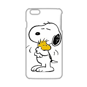 Evil-Store Lovely snoopy 3D Phone Case for iPhone 6 plus