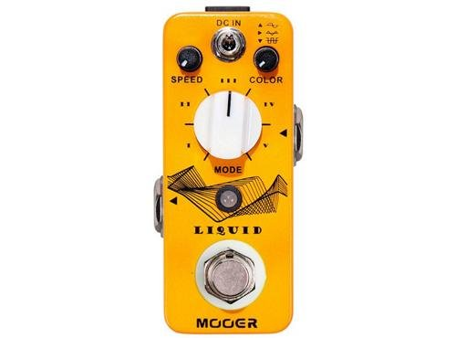 Mooer Audio Micro Liquid Digital Phaser Effect Pedal by MOOER