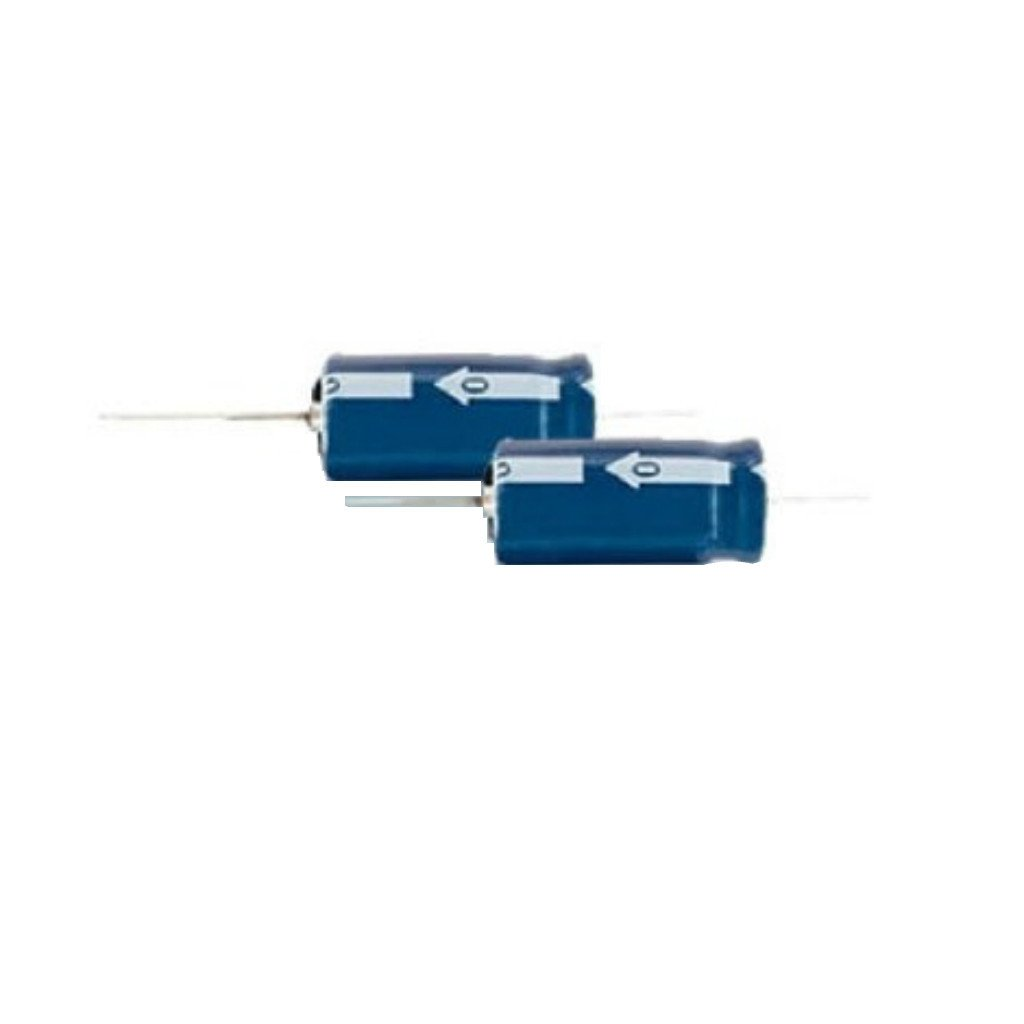 4.7/µF 50V 20/% Axial-Lead Electrolytic Capacitor