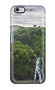 Defender Case With Nice Appearance (waterfall) For Iphone 6 Plus 8389108K44238208