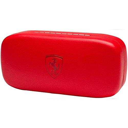 Oakley Scuderia Ferrari Storage Case Sunglass Accessories - Red/One Size by Oakley
