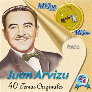 Juan Arvizu - Mejor De Rca Victor - Amazon.com Music