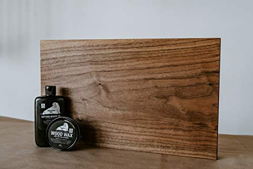 WALRUS OIL - Cutting Board Oil and Wood Wax Set. for Cutting Boards, Butcher Blocks, and Counters. 100% Food-Safe by Walrus Oil (Image #1)