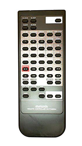 Aiwa CXN350 DXN350M NSX350M RCTN350M 82NK4638010 Remote
