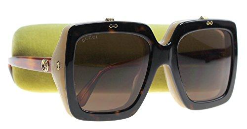 Gucci GG0088S 001 Sunglasses
