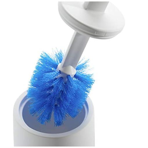 dometic toilettenbürste brush & stow weiß