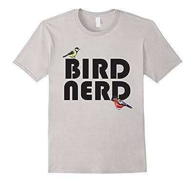 Bird Nerd T-Shirt - Bird Watching Birding Gift