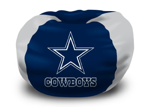 The Northwest Company Officially Licensed NFL Dallas Cowboys Bean Bag Chair