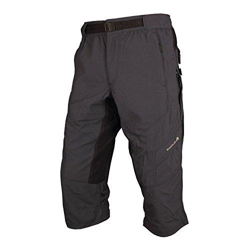 - Endura Hummvee 3/4 Baggy Cycling Short Black, XX-Large
