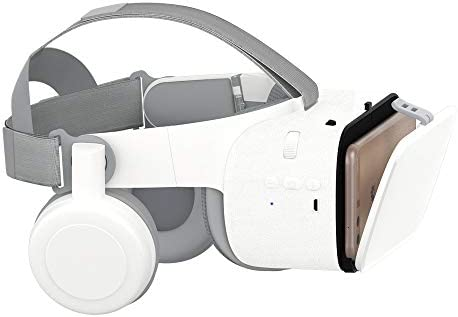 YONGCHY Virtual Reality Headset VR 3D Glasses por, Alta Definición ...