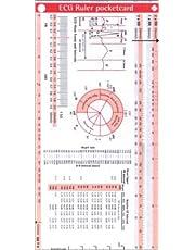 ECG Ruler Pocketcard