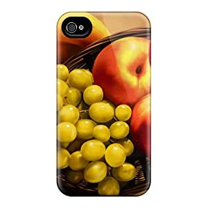 CalvinDoucet Perfect Cases For Iphone 6/ Anti-scratch Protector Cases (fresh Fruits On The Table)