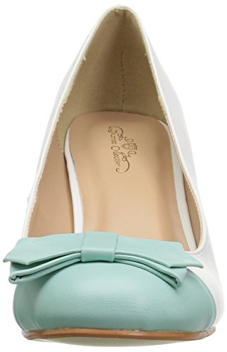 Brinley Co Women's Tara Pump Mint udI66W2bqv