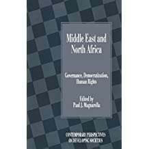 Middle East and North Africa: Governance, Democratization, Human Rights (Contemporary Perspectives on Developing Societies)