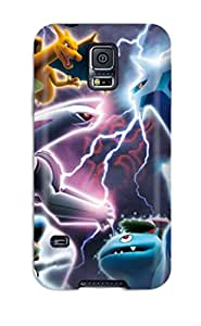 Hot Pokemon First Grade Tpu Phone Case For Galaxy S5 Case Cover