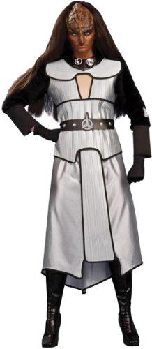 Deluxe Klingon Female Costume - Standard - Dress Size 14-16 (Klingon Female Costume)