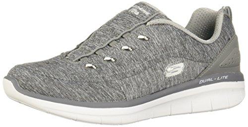 メトロポリタン万一に備えて接続詞Skechers Womens Scouted Fashion Sneaker