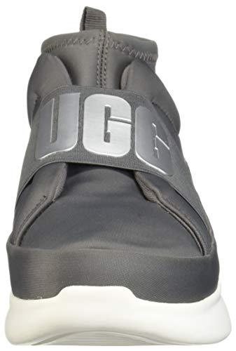 Mujer Charcoal Neutra Ugg Gris Zapatillas ax8BBHS