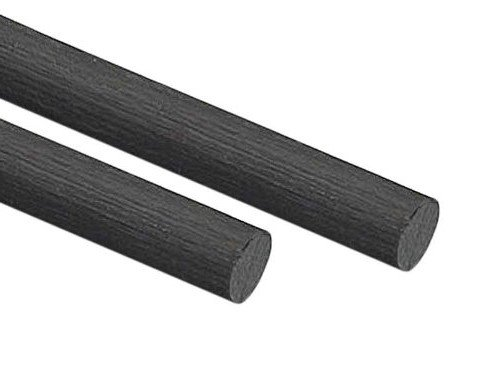 GRAPHLITE Carbon RODS 0.125