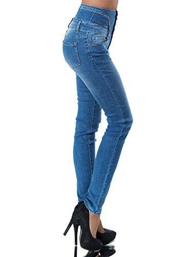 Diva Blau Jeans jeans Donna Basic Skinny rYrawq