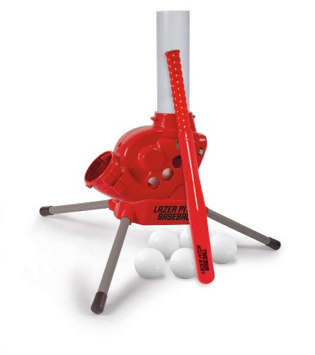 Diggin Lazer Pitch Baseball (Pitch Baseball Pitching Machine)