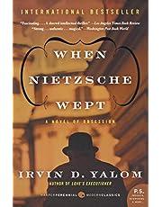 When Nietzsche Wept: A Novel of Obsession