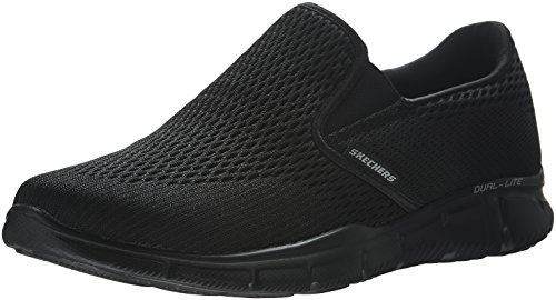Skechers Noir Equalizer Basses Play Double Baskets Homme Black wwqUYHr