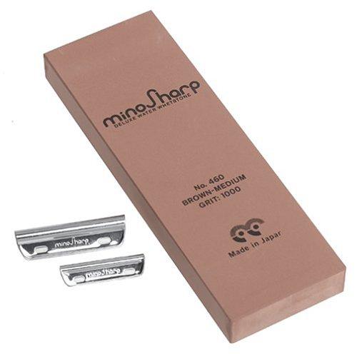 MinoSharp Medium Stone Sharpening Kit