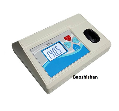 BAOSHISHAN PSD microcomputer desktop beer colorimeter detector 0-20EBC Water quality tester (PSD-1)