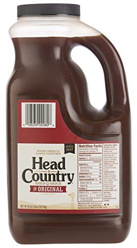 Head Country Bar B Q Sauce Original product image